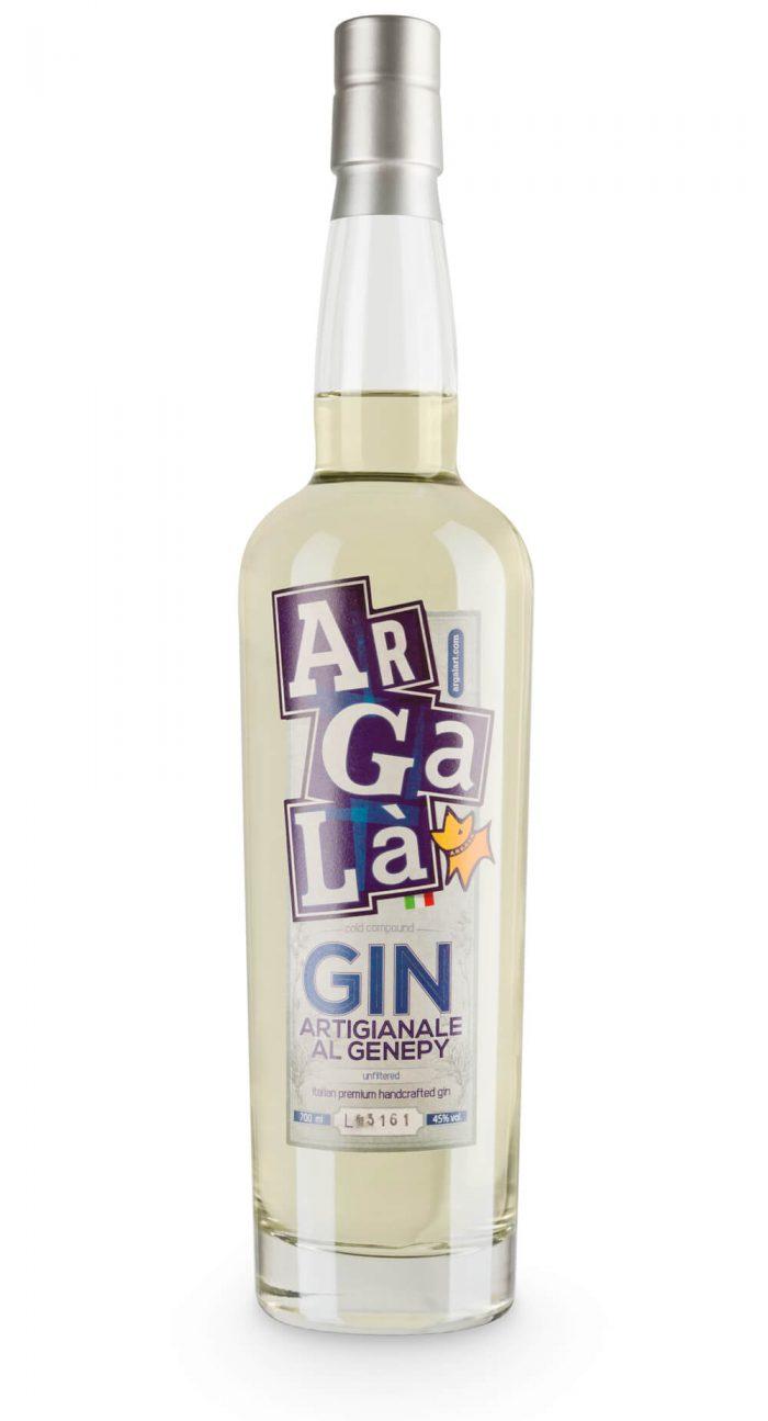 Argala Genepy e Gin
